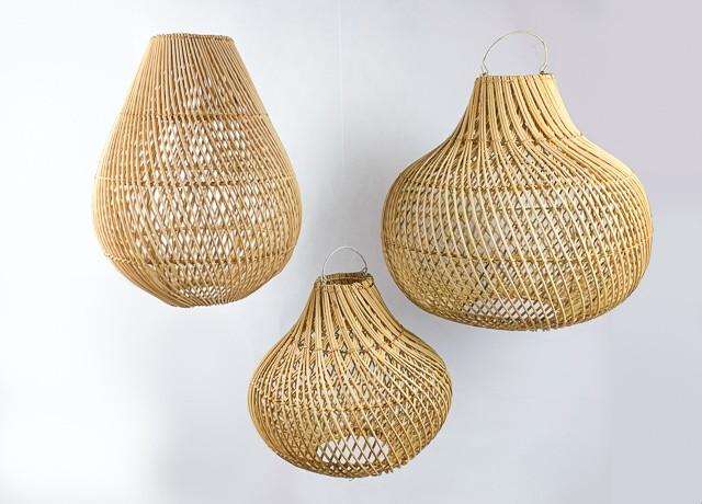 3 prachtige lampen