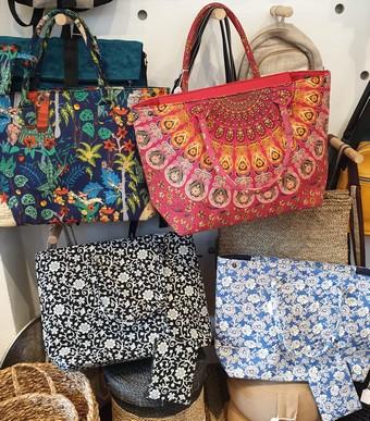 prachtige zomertassen